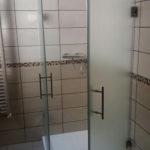 Box doccia dal design sobrio ed elegante si abbina bene ad ogni stile di arredamento