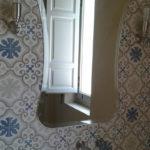 specchio sagomato bisellatura masserie residenziali